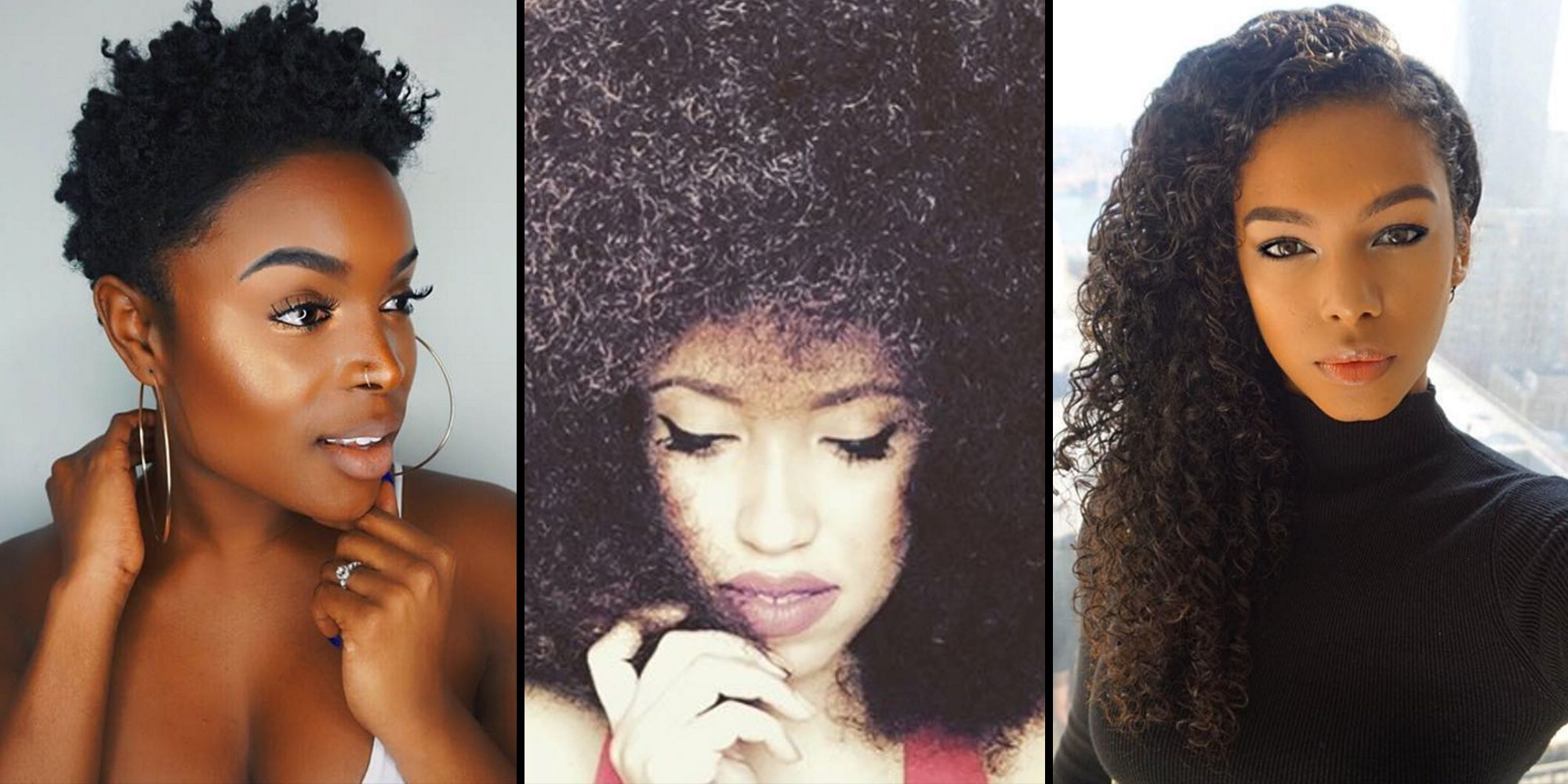 22 Natural Hair Instagram Stars You Need To Follow Right Now