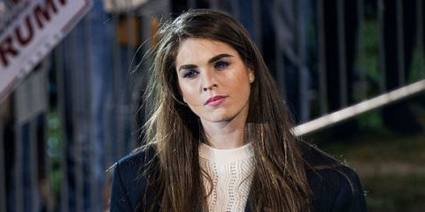 Hope Hicks Facts Who Is Trump's Strategic Communications