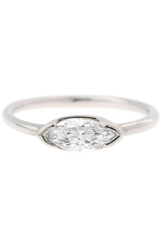 Nikko Ring with .50 ct Diamond.