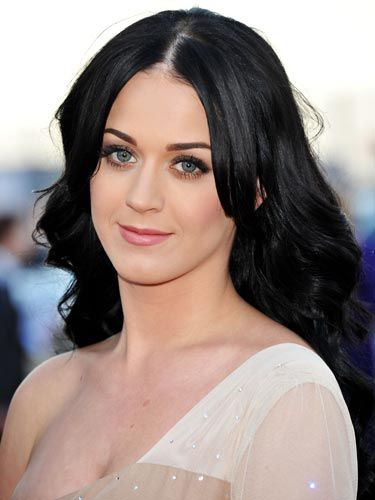 dark hair color ideas - celebrities