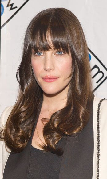 Hairstyles For Long Faces Celebrity Women Long Face Hairstyles