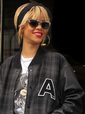 Rihanna Bandana : rihanna, bandana, Bandana, Rihanna, Hairstyles