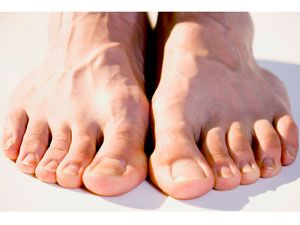 toe hair removal men - manscaping