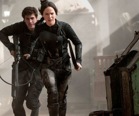 Watch The Hunger Games Mockingjay Part 1 Online Now For