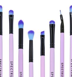here s what all the different shaped eye makeup brushes are actually for [ 1483 x 750 Pixel ]