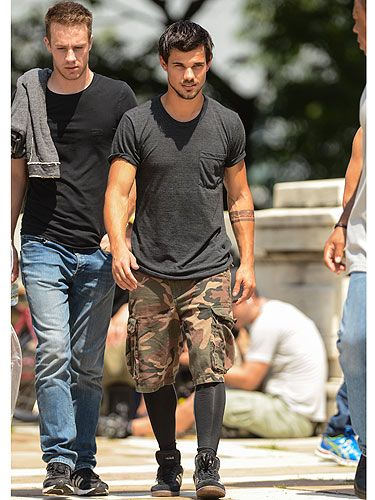 Taylor Lautner Tattoos
