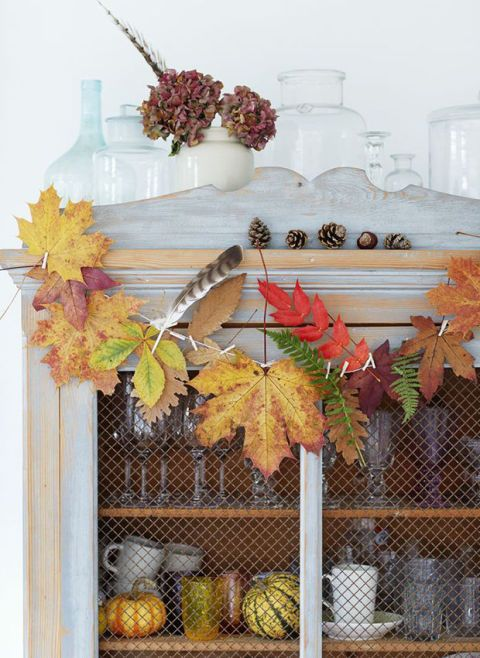 seasonal inspiration autumn craft