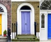 colour front door
