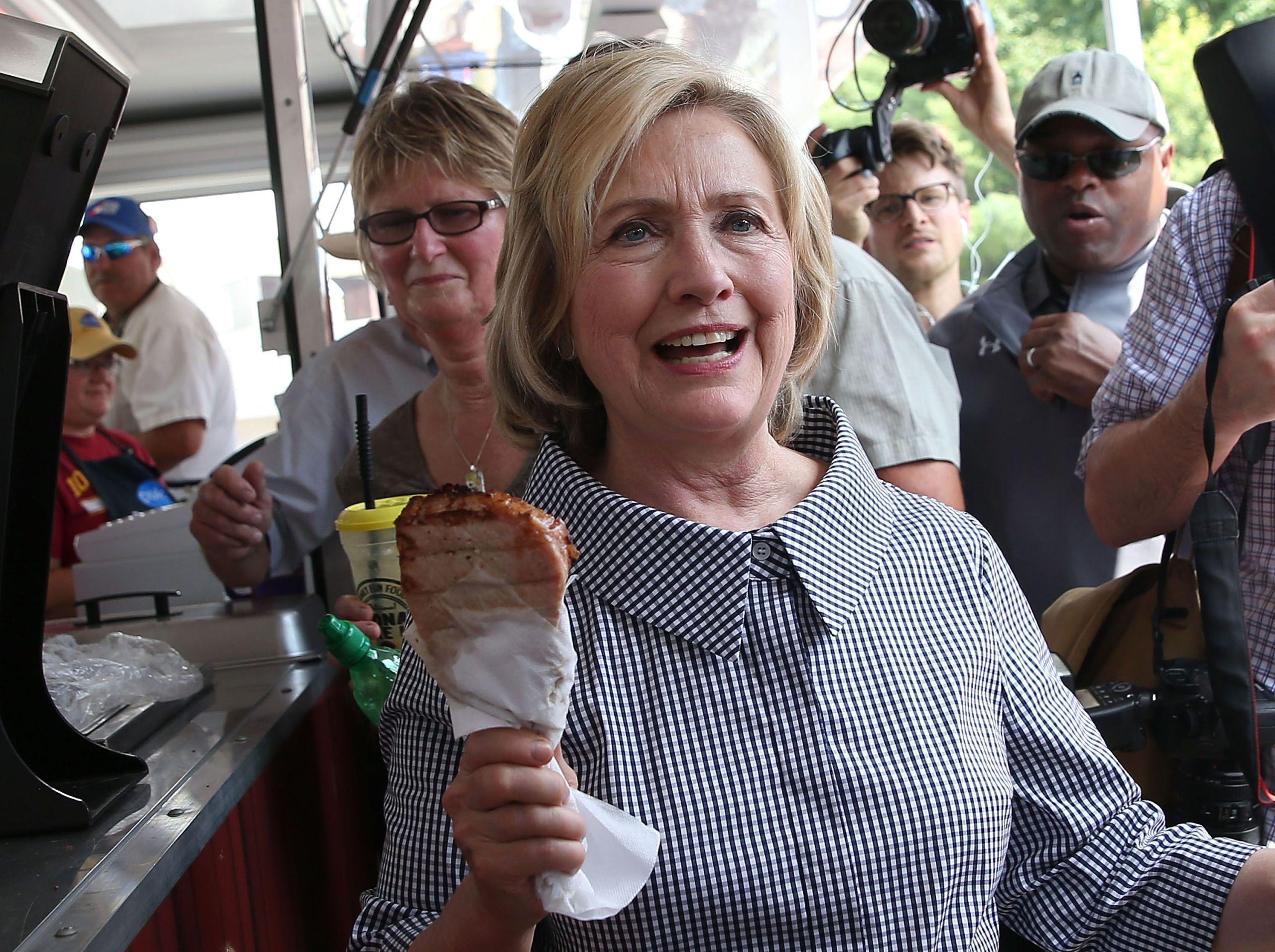 hillary clinton s campaign