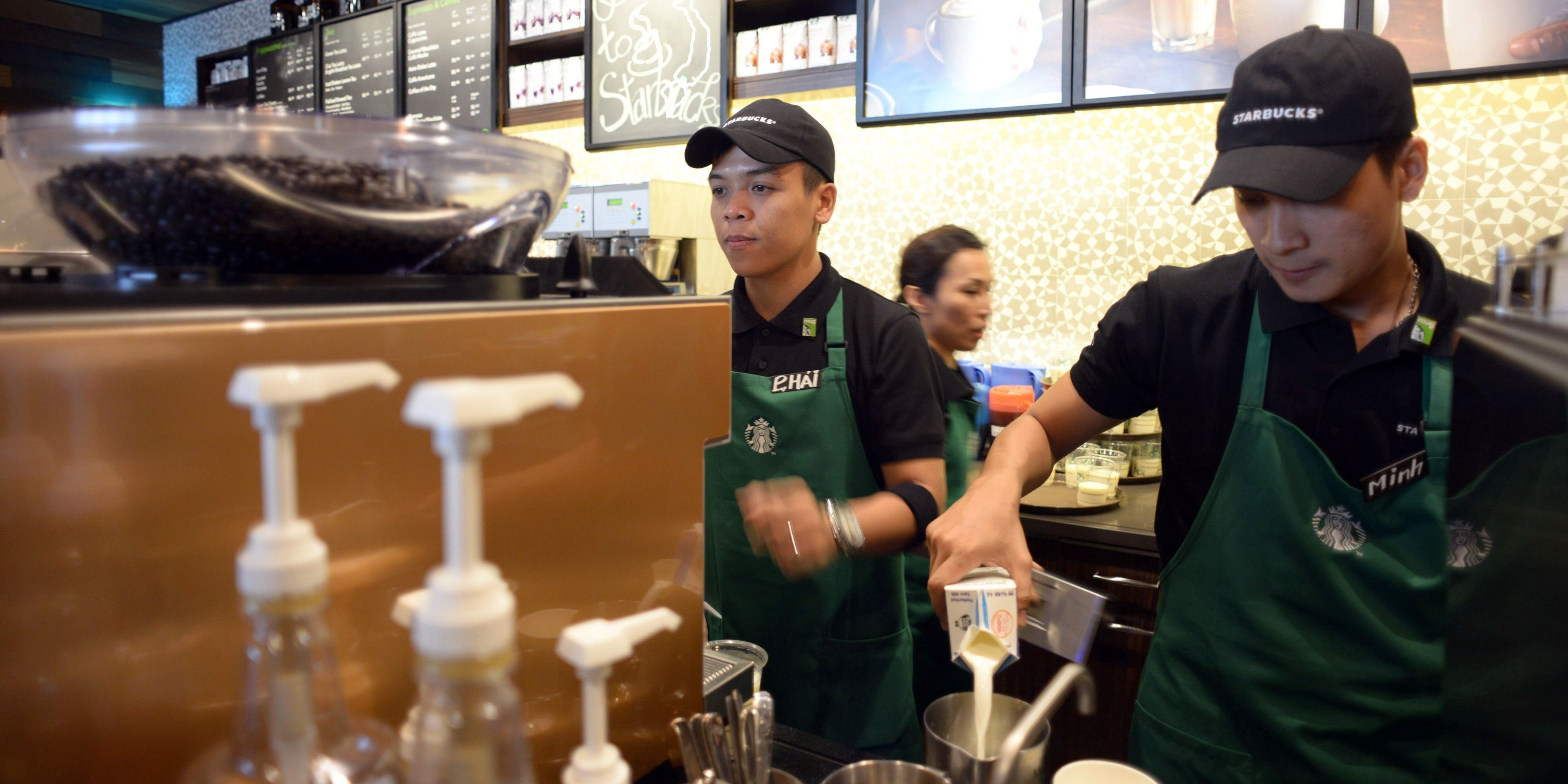 Angry Starbucks Employees Continue to Demand Better Work