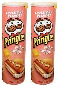 Different Types Of Pringles : different, types, pringles, Pringles, Flavors, Around, World, Craziest, Delish.com