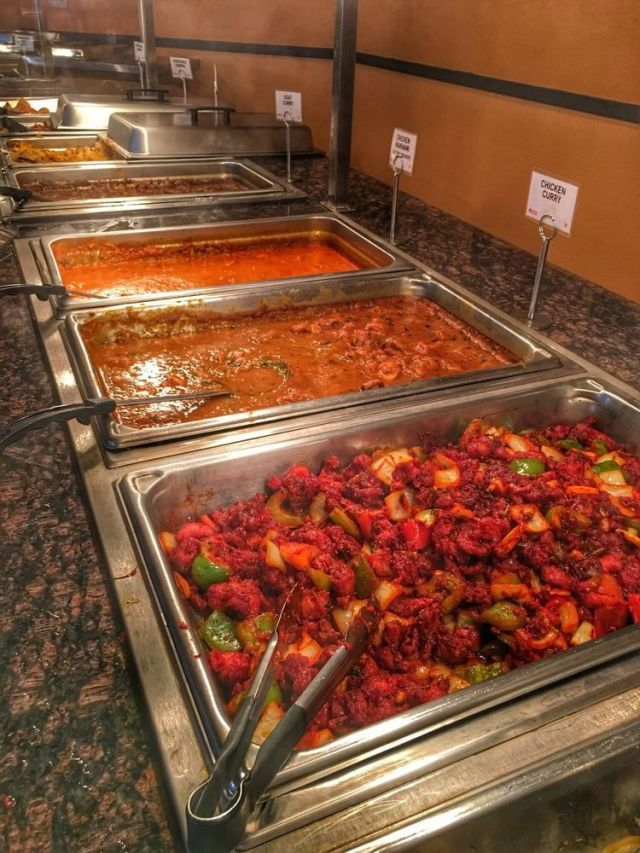 Indian Buffet Restaurants Near Me