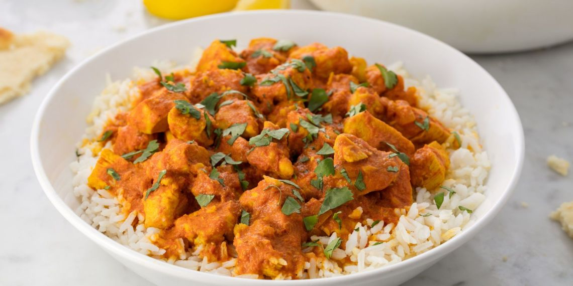 Easy Indian Chicken Curry Recipe - How to Make Best ...