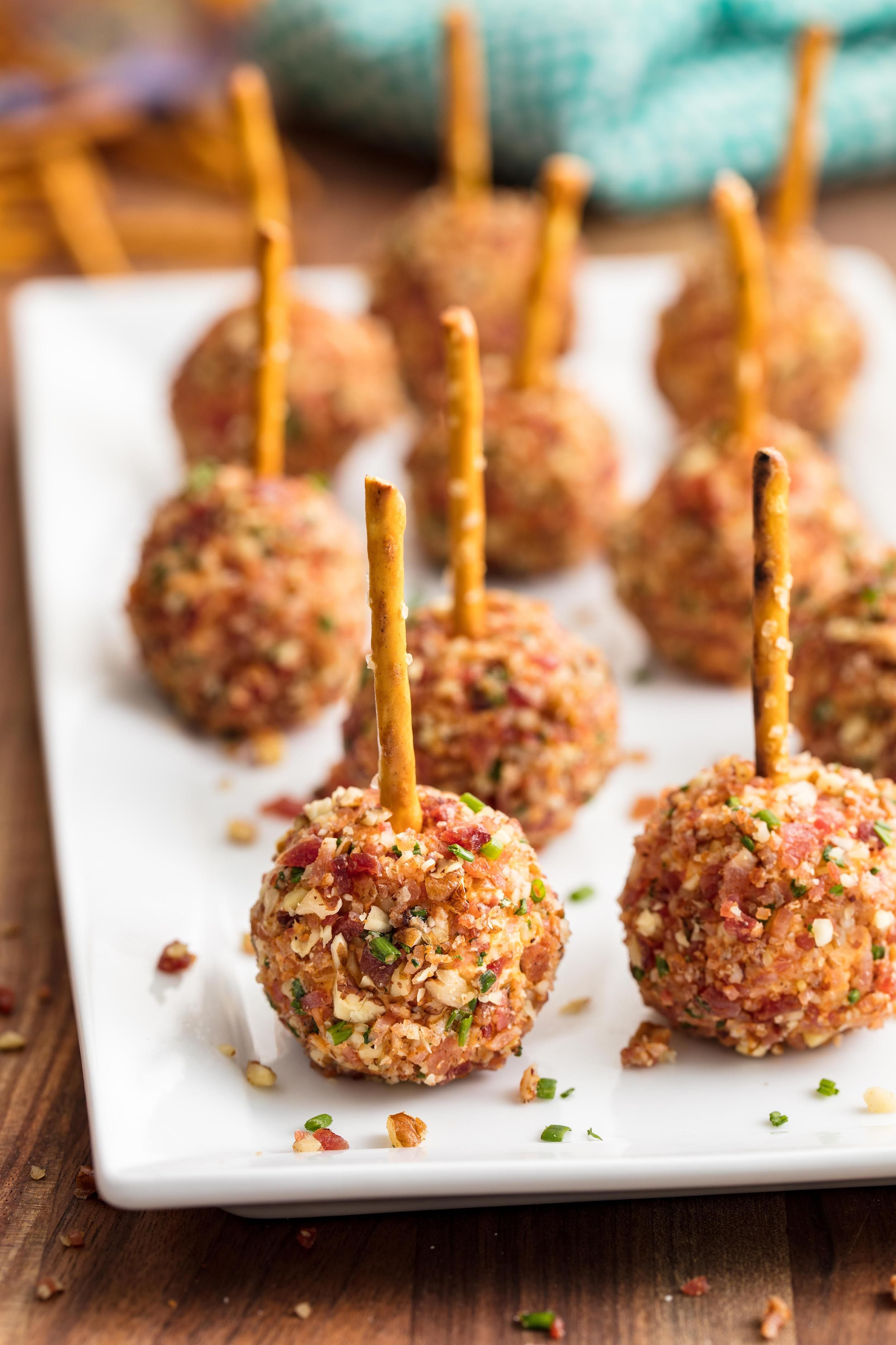 40 cocktail party appetizers