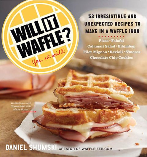 will it waffle cookbook