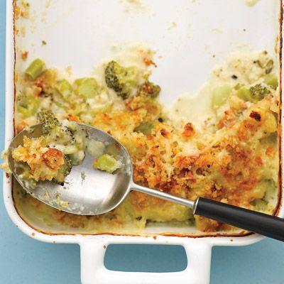 Gratin Recipes - Side Dish Gratins