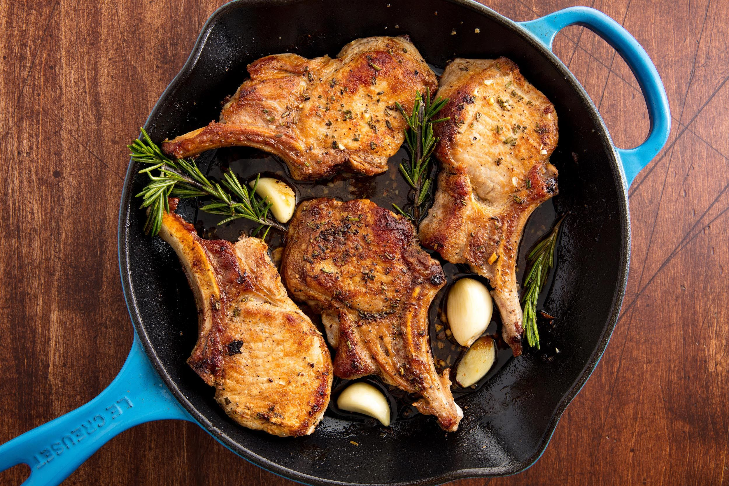 Read on for 10 breville smart oven recipes. Best Oven Baked Pork Chop Recipe How To Make Garlic Rosemary Pork Chops