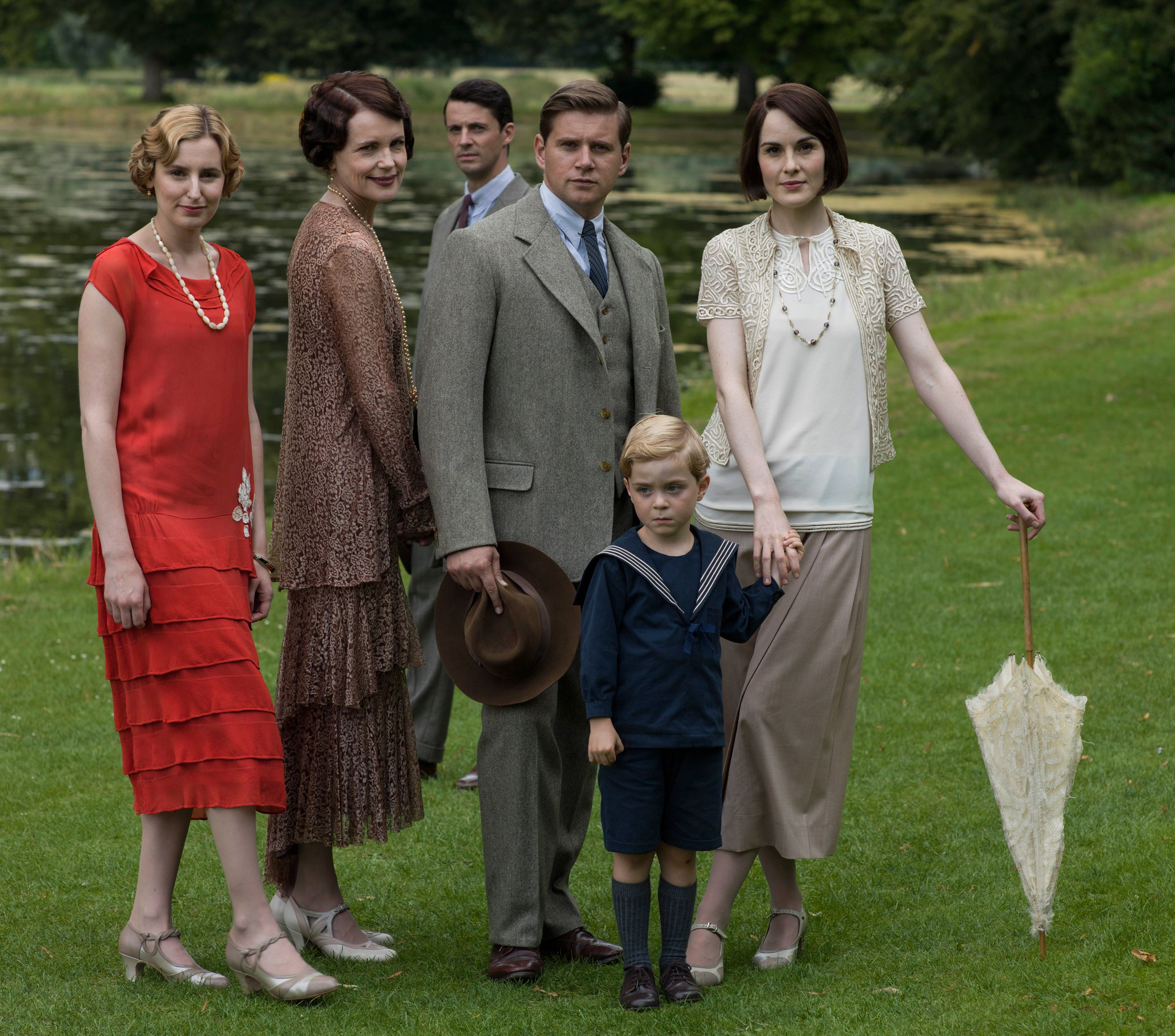 Downton Abbey Movie Cast Release Date Plot Trailer And Everything You Need To Know
