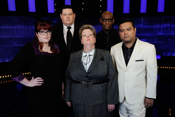 jenny ??  the vixen 'ryan join anne ??  the housekeeper 'hegerty, shaun ??  the black destroyer 'wallace, mark ??  the beast 'labbett and paul ??  the sinnerman 'sinha