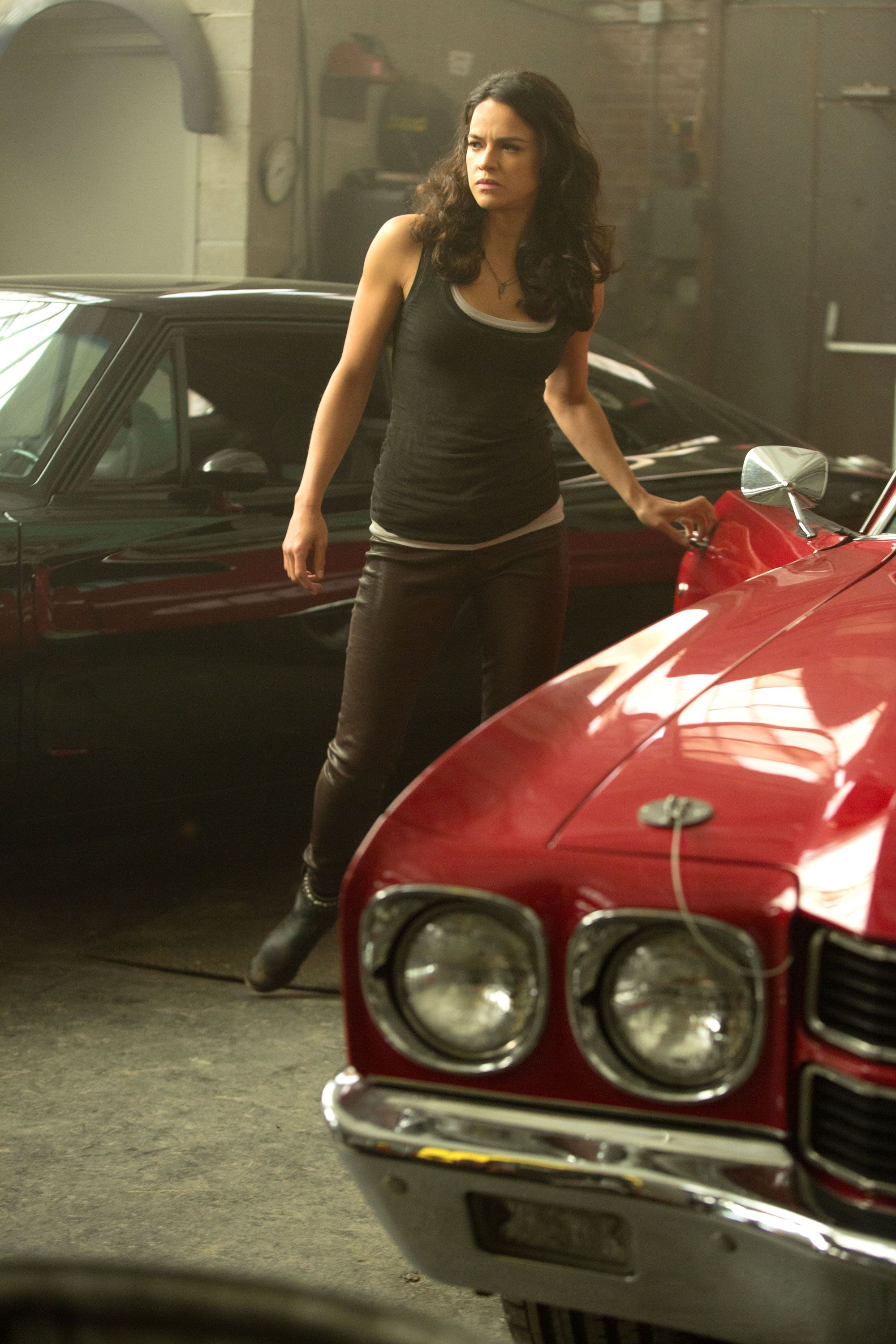 Letty Fast And Furious : letty, furious, Michelle, Rodriguez, Threatens, Furious, Franchise,