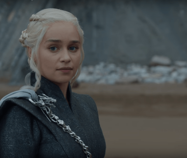 Daenerys Targaryen In Game Of Thrones Season
