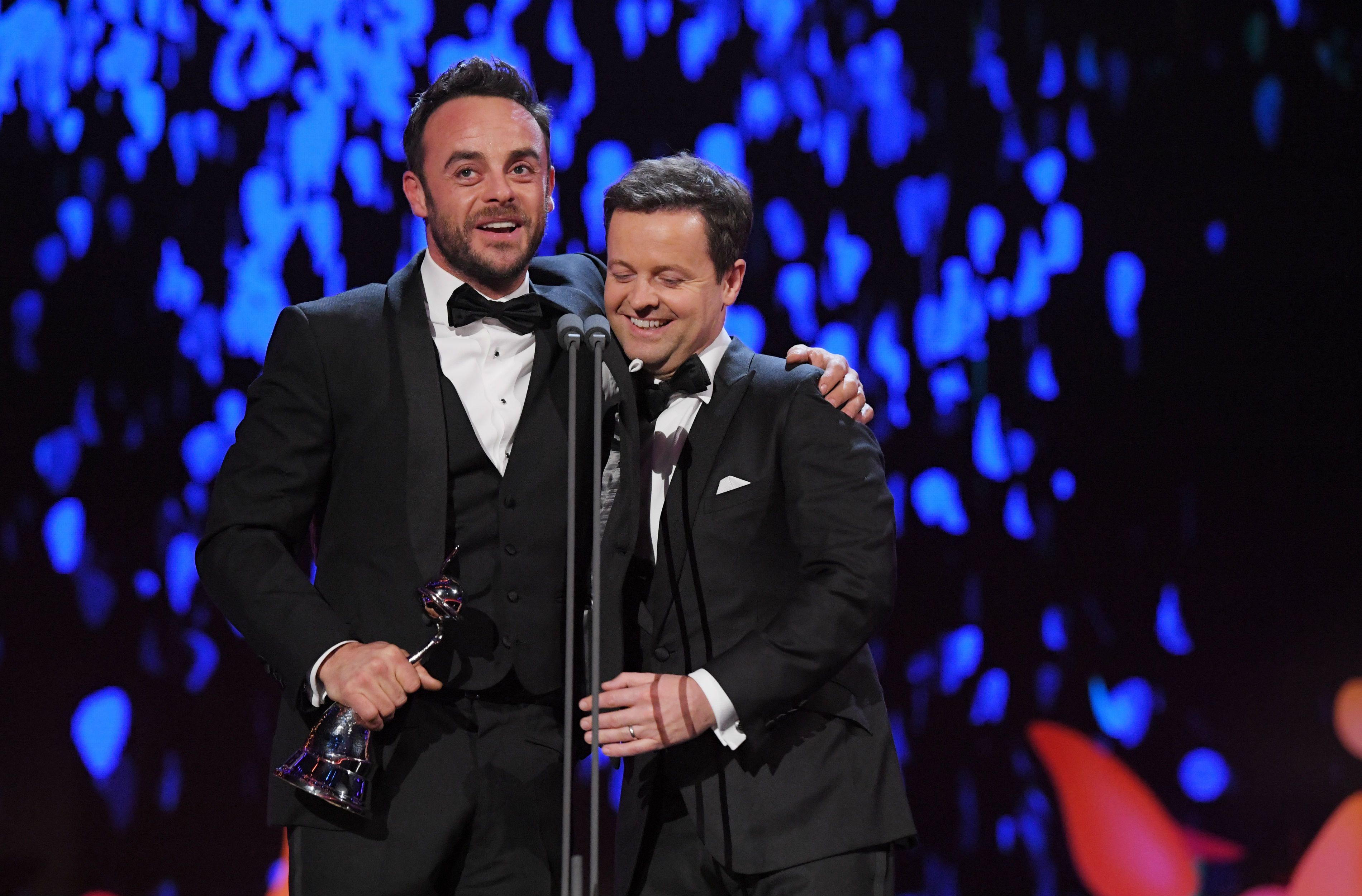 Ant and Dec meet relatives they never knew existed in ITV show