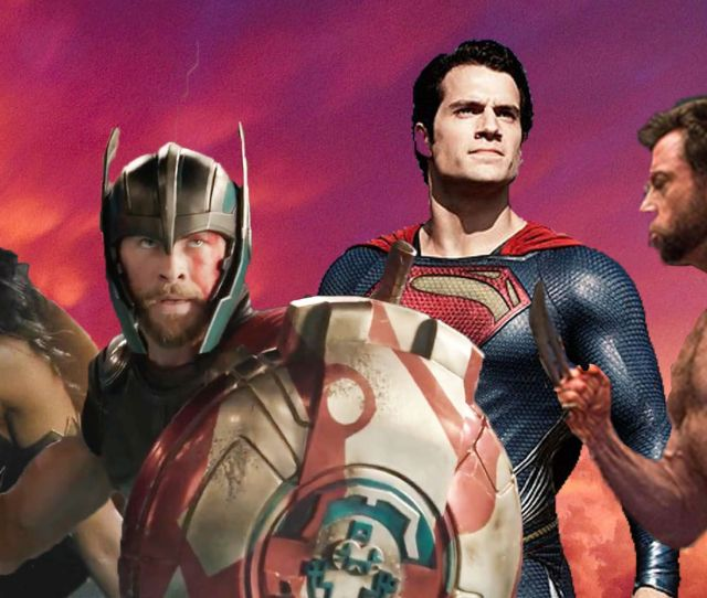 The Ultimate Superhero Tournament Who Would Win In A Fight Between Everyone