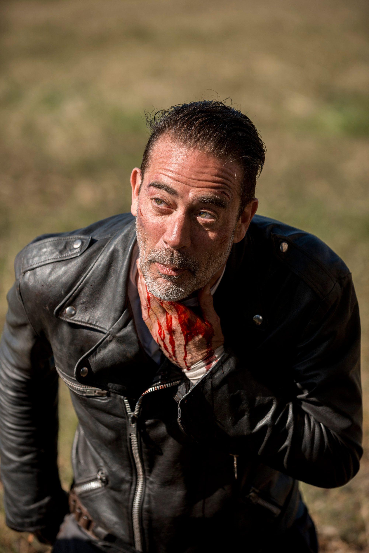 The Walking Dead Season 9 Episode 11 Streaming : walking, season, episode, streaming, Walking, Producer, Pitched, Negan, Season
