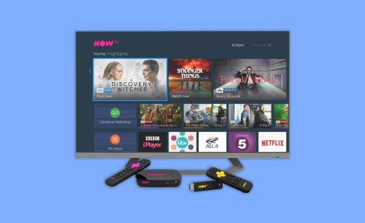NOW TV, generic