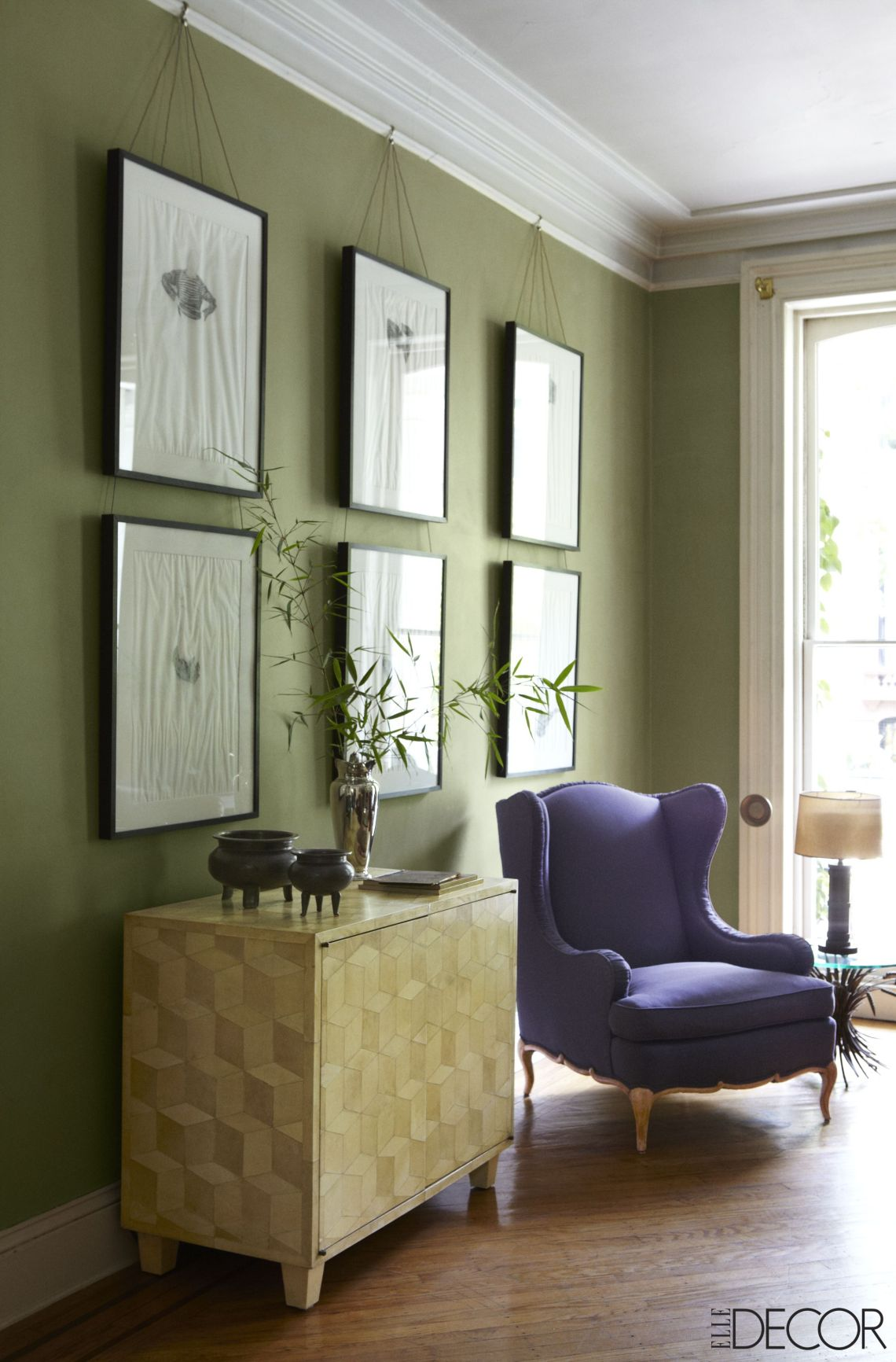 30 Impossibly Chic Olive Green Paint Color Decor Ideas