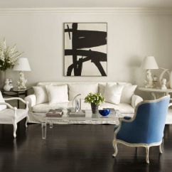 All White Living Room Decor Escape The 20 Furniture Ideas Chairs And Couches
