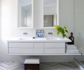 white bathrooms ideas