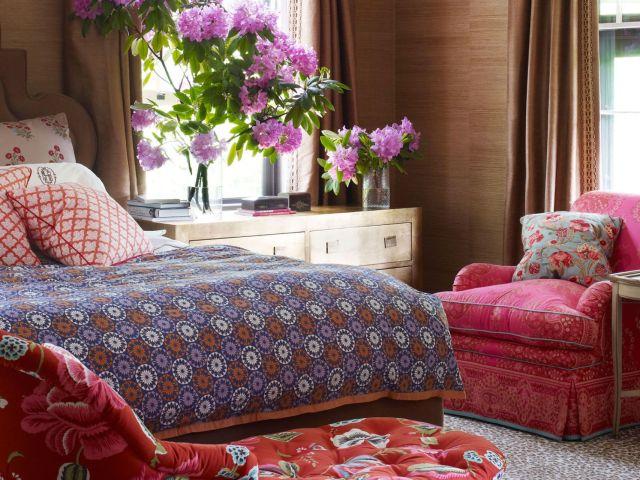 Image result for flower interior design bedroom