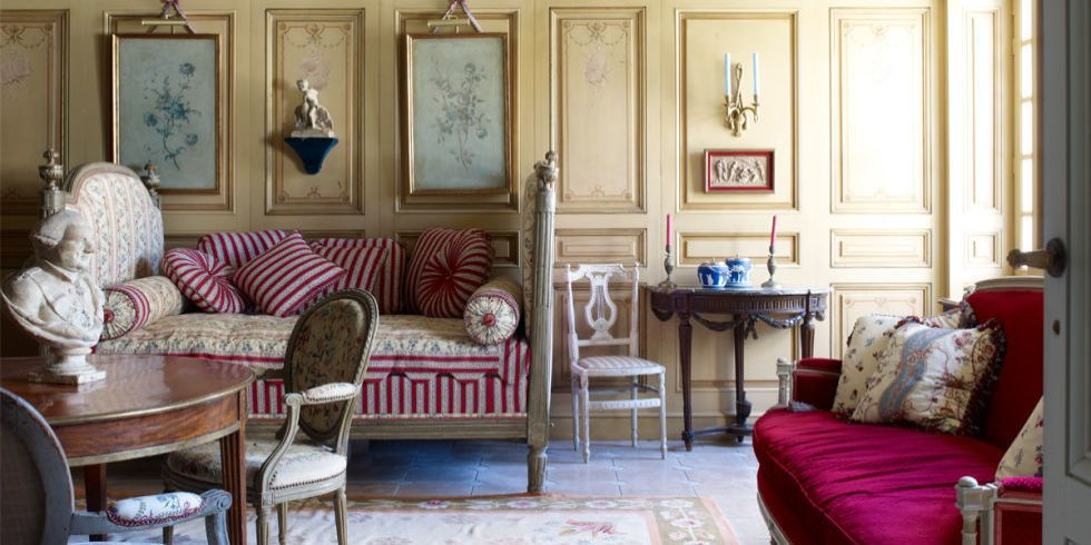 18th Century French Estate Renovation Coorengel And