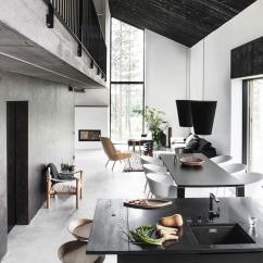 Living Room Pictures Black And White Wood Floors 44 Striking Ideas How To Use Decor Walls