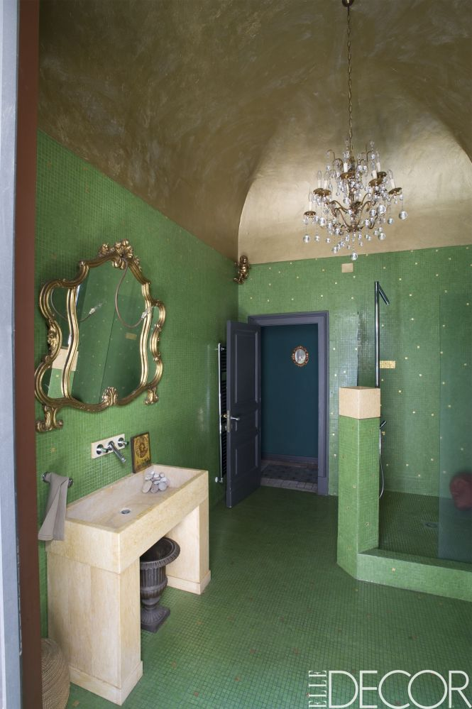 Cool How To Use Green In Bathroom Designs Small Decor Tsc With Vintage Ideas Pinterest