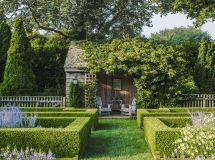 Ina Garten East Hampton Garden