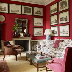 Living Room Decor Red Layout Ideas With Corner Fireplace Rooms Walls Bedroom And