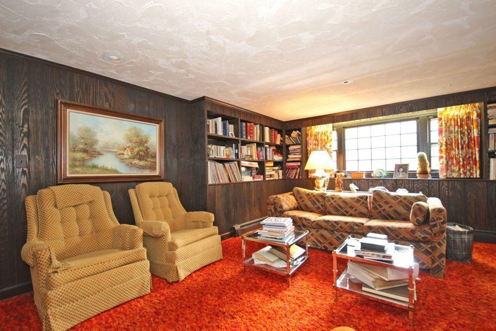Massachusetts Home For Sale 1970s Interior Design
