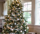 Latest Christmas Tree Decorating Ideas