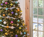How To Decorate Christmas Tree With Lights