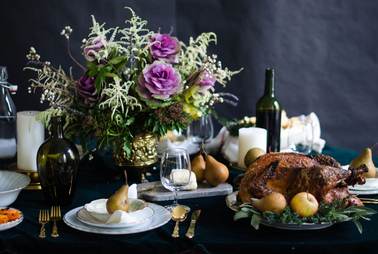 18 Leaf Centerpieces For Fall And Thanksgiving Decor