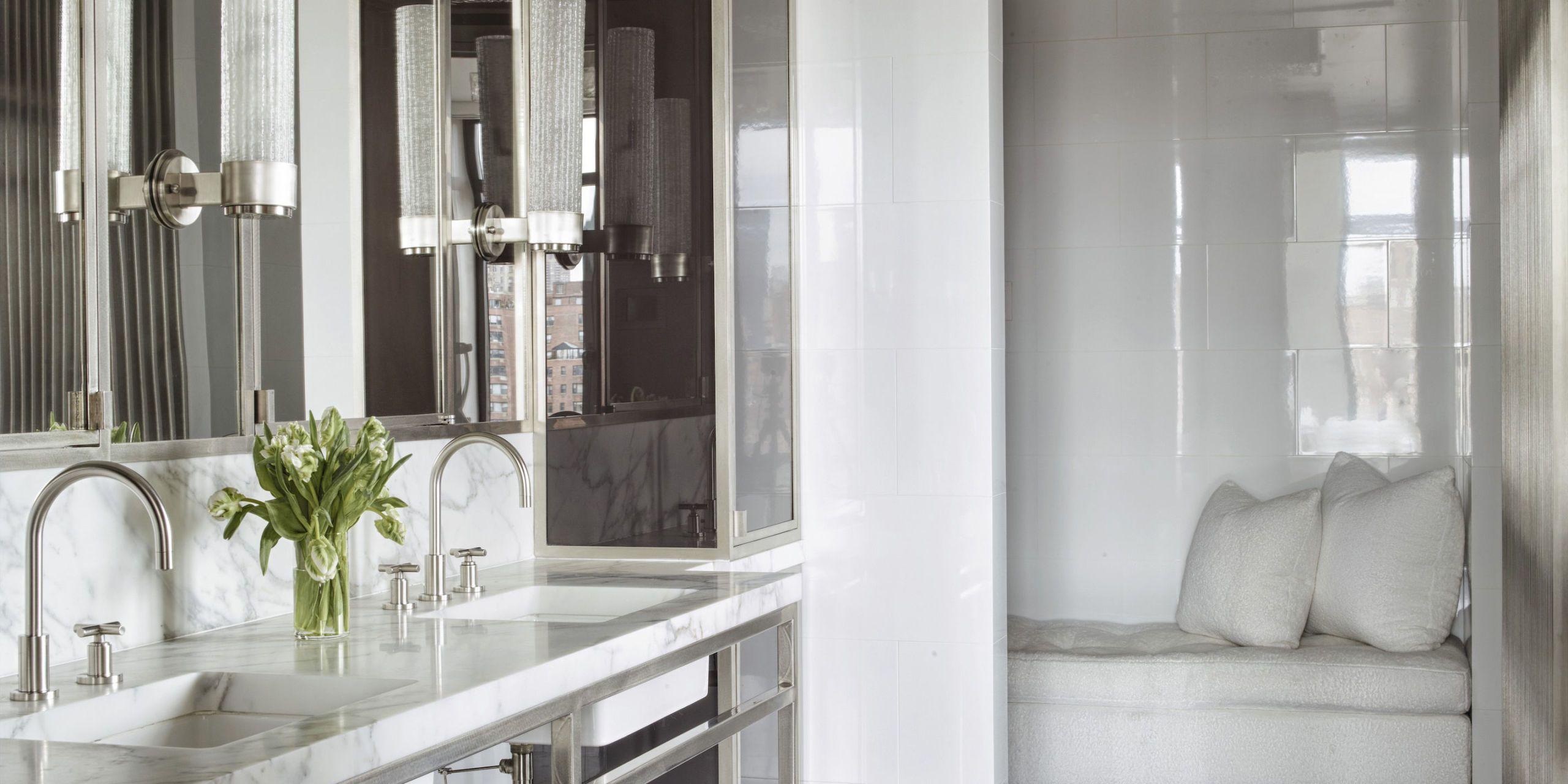 designer bathroom wall lights online
