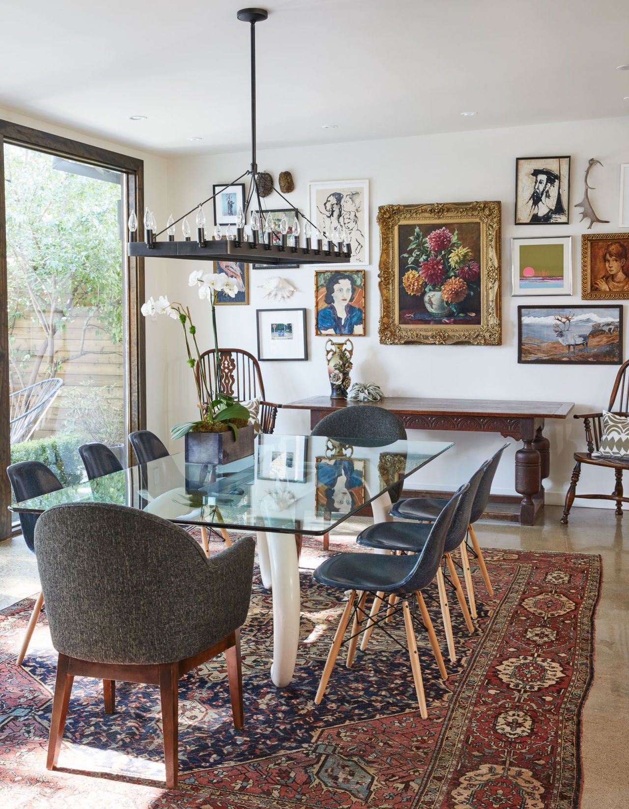 Scandinavian Design With Bohemian Style  Eclectic Style