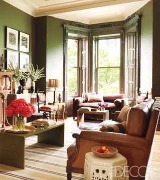 Elle Decor Bedroom Paint Colors