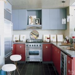 Designer Kitchen Cabinets Clearance Best Kitchens Beautiful Pictures Elle Decor Blue