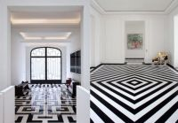 Best Black-and-White Tile - Pierre Yovanovitch Designs