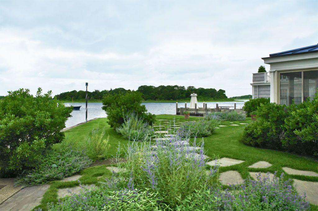 waterfront landscape ideas - designer