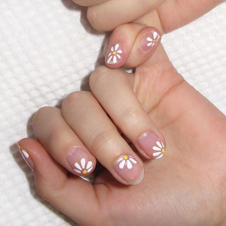Best Nail Art For Short Nails 15 Short Nail Art Designs