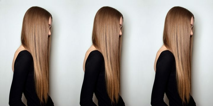 How To Straighten Hair Without Heat Professional Heatless Straightening Tips Elle